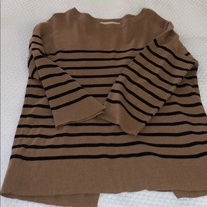 Cross Back Sweater Worn 1x